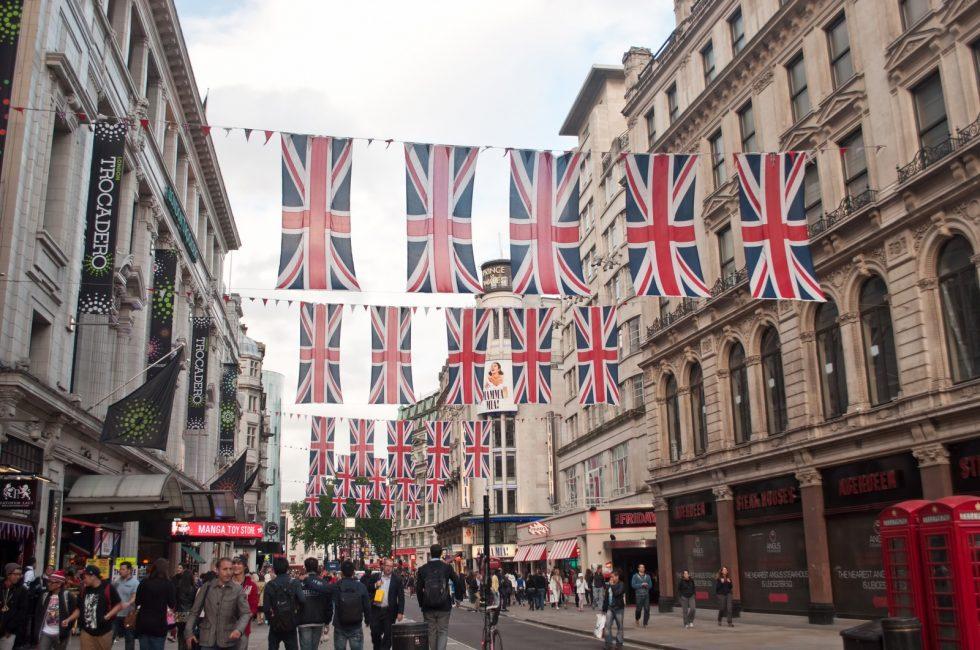ロンドンのスレッディング事情